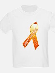We Care Orange Ribbon T-Shirt