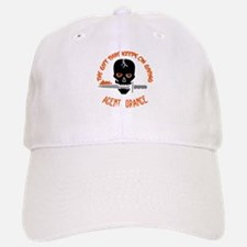Agent Orange Baseball Baseball Cap