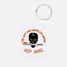 Agent Orange Keychains