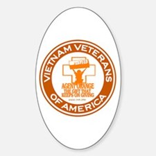 VVA Orange Decal