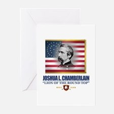 Chamberlain (C2) Greeting Cards