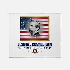 Chamberlain (C2) Throw Blanket