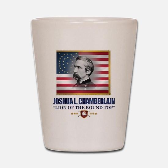 Chamberlain (C2) Shot Glass