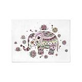 Elephant 5x7 Rugs