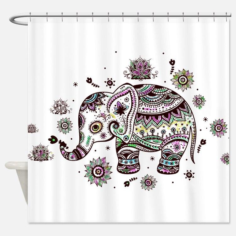 Elephant bathroom accessories decor cafepress for Elephant bathroom accessories