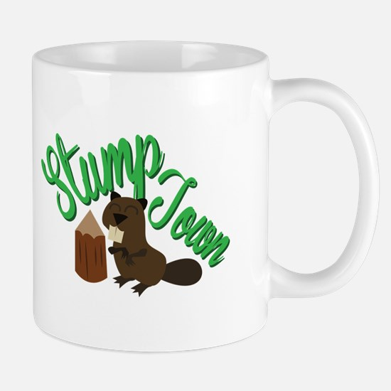 Stump Town Mugs