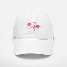 Cute air Of Pink Flamingos Baseball Baseball Cap