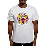 Quijano Family Crest Light T-Shirt
