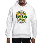 Quijada Family Crest Hooded Sweatshirt