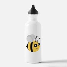 Cute Cartoon Bee Water Bottle