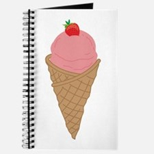 Strawberry Cone Journal