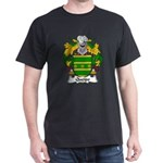 Queipo Family Crest Dark T-Shirt