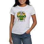 Queipo Family Crest Women's T-Shirt