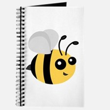 Cute Cartoon Bee Journal