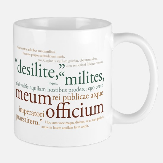Desilite (metal Colors) Mugs