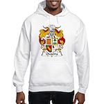 Quadra Family Crest Hooded Sweatshirt
