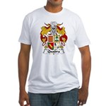 Quadra Family Crest Fitted T-Shirt