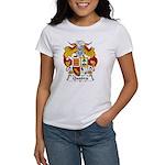 Quadra Family Crest Women's T-Shirt