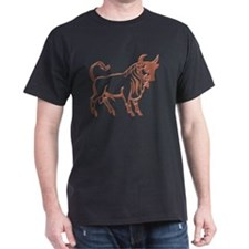 Sign Zodiak Taurus T-Shirt