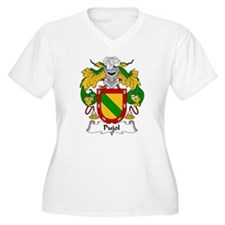 Pujol Family Crest T-Shirt