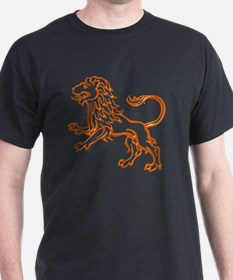 Sign Zodiak Leo T-Shirt