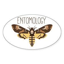 Entomology Decal