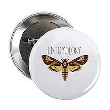 "Entomology 2.25"" Button (10 pack)"