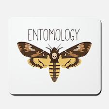 Entomology Mousepad
