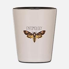 Entomology Shot Glass