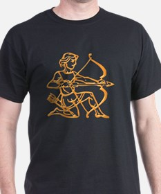 Sign Zodiak Sagittarius T-Shirt