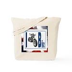I Bike Tote Bag