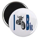 I Bike Magnet