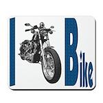 I Bike Mousepad