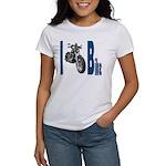 I Bike Women's T-Shirt