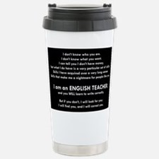 I will find you Write C Travel Mug
