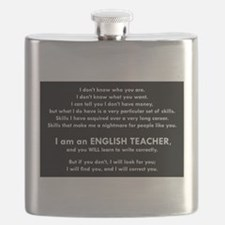 I will find you Write Correctly Flask