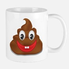 poo emoji Mug