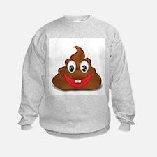 poo emoji Sweatshirt