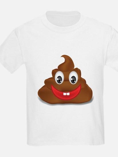 poo emoji T-Shirt