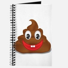 poo emoji Journal