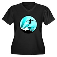 ski jumper Plus Size T-Shirt