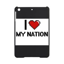 I Love My Nation iPad Mini Case