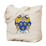 Pradera Family Crest Tote Bag