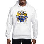 Pradera Family Crest Hooded Sweatshirt
