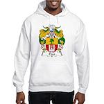 Pozo Family Crest Hooded Sweatshirt