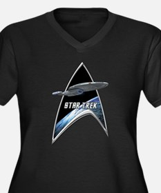StarTrek Command Silver Signia Voyager 2 Plus Size