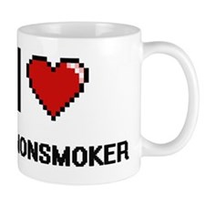 Cute Nonsmoker Mug
