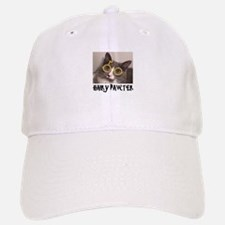 CATS - HAIRY PAWTER Baseball Baseball Cap