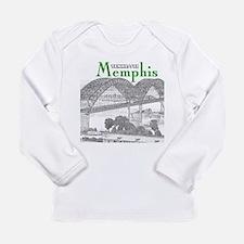 Memphis Long Sleeve Infant T-Shirt