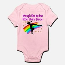 FIERCE GYMNAST Infant Bodysuit